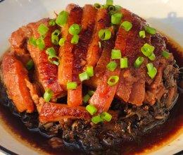 超级下饭的梅干菜扣肉的做法