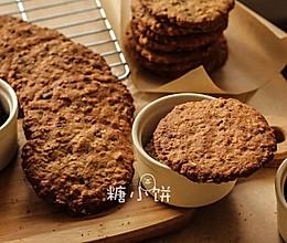 【无花果椰枣燕麦饼】的做法