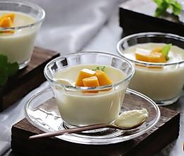 奶酪布丁 奶香醇厚(甜度适中)的做法