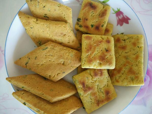 蛋奶蔬菜苏打粗粮饼干
