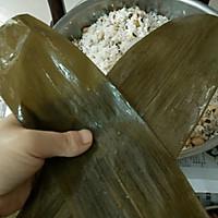 广式粽子的包法的做法图解1