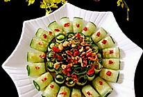 凉拌黄瓜卷的做法