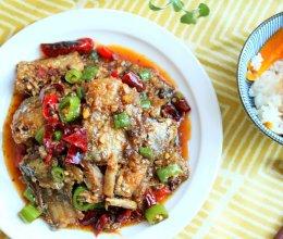 一鱼两吃——香酥带鱼&干烧带鱼的做法