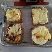 早餐新花样,面包大变装的做法图解9