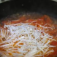 #相聚组个局#金针菇牛肉汤的做法图解8