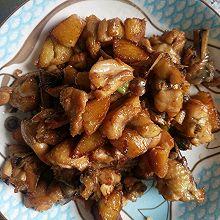 鸡翅根烧土豆