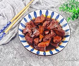 #春日时令,美味尝鲜#鲜贝露春日尝鲜~竹笋红烧肉的做法