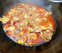 辣子鸡火锅的做法