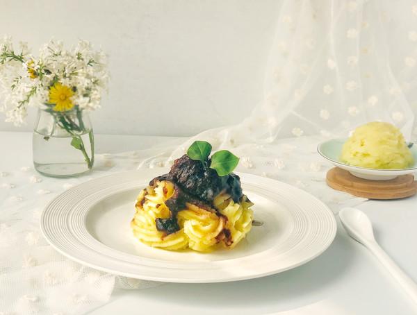 创意菜相思土豆泥的做法