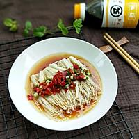 热拌金针菇#安佳幸福家常菜#的做法图解11