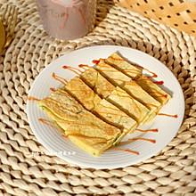 #餐桌上的春日限定#不用揉面的葱油饼
