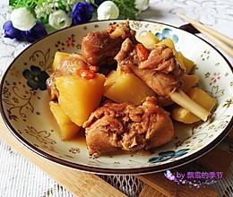 土豆炖兔肉的做法