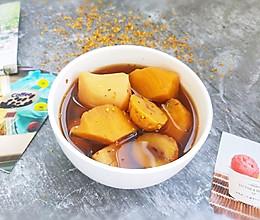 #尽享安心亲子食刻#红薯板栗快手甜汤的做法