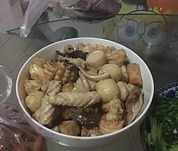 八珍海鲜豆腐的做法