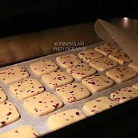 减糖版无添加【蔓越莓饼干】的做法图解7