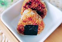 #全电厨王料理挑战赛热力开战!#网红日式烤饭团的做法