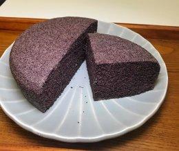黑米糕 蒸的不上火的做法
