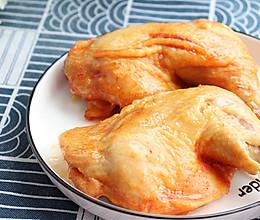 #吃货打卡季# 奥尔良嫩烤鸡腿的做法