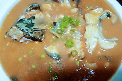 番茄江团鱼