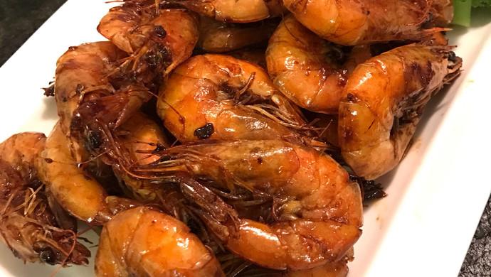 【新品】家常油焖大虾(超级简单)