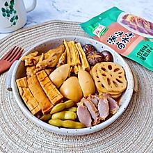 #美食视频挑战赛#潮汕卤水拼盘