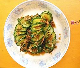 凉拌蓑衣黄瓜-有详细刀工图的做法