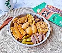 #美食视频挑战赛#潮汕卤水拼盘的做法
