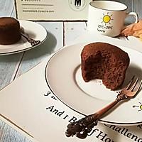 #晒出你的团圆大餐#可可小蛋糕的做法图解16
