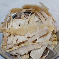 笋干老鸭汤的做法图解9