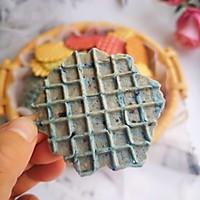 五彩薄脆饼 #520,美食撩动TA的心!#的做法图解12