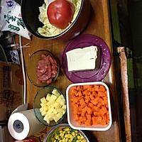 一个番茄电饭锅米饭的做法图解1