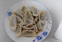 立冬吃饺子——猪肉芹菜馅水饺的做法