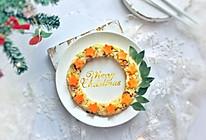 圣诞花环炒饭#令人羡慕的圣诞大餐#的做法