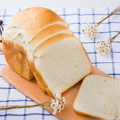 面包机做面包的方法(鸡蛋牛奶吐司)