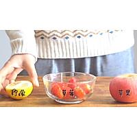 草莓苹果片  低脂低卡   双味零食的做法图解1