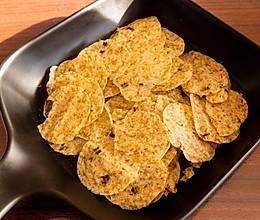 海苔薯片的做法