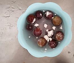 葡萄撞奶&葡萄果冻的做法
