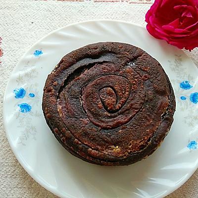杂粮面葱油酥饼