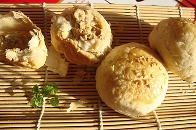 鲜肉榨菜酥-乌江榨菜