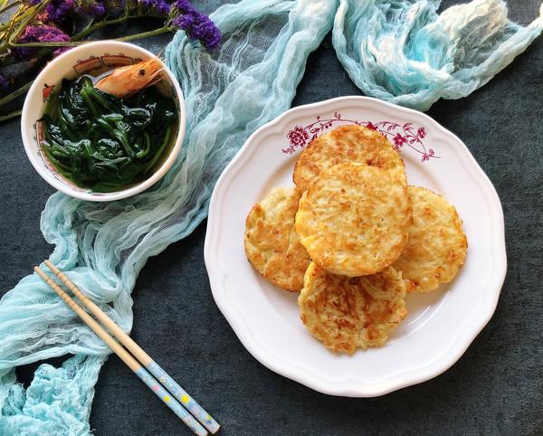 鲜虾萝卜丝饼的做法