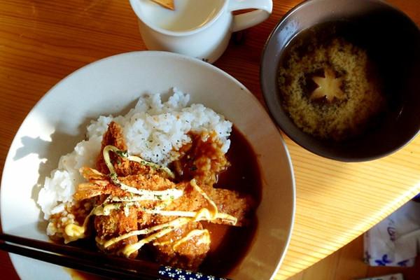 快手日式咖喱饭的做法
