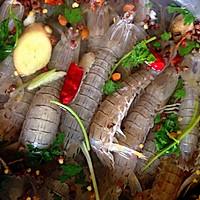 生腌虾爬子(皮皮虾)的做法图解3