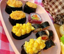 韩国寿司的做法