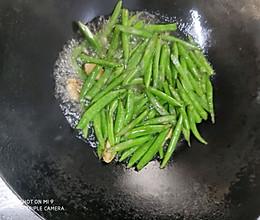 煸炒四季豆的做法