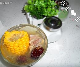玉米大骨汤的做法
