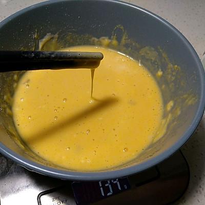 橙香煎饼的做法 步骤2