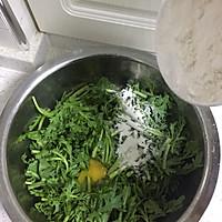 蒸茼蒿(蒸菜)的做法图解1