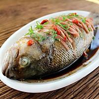 年夜饭_清蒸鲈鱼的做法图解7