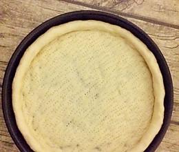 披萨饼皮的做法