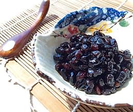 #菁选酱油试用#软糯酱煮黑豆(补肾养颜零食)的做法